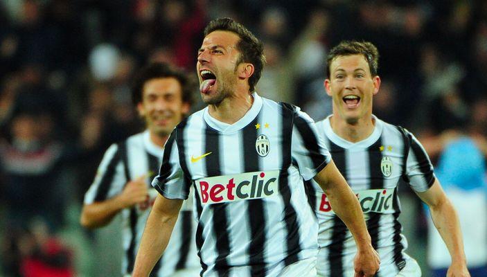 Alex Del Piero: come nelle favole