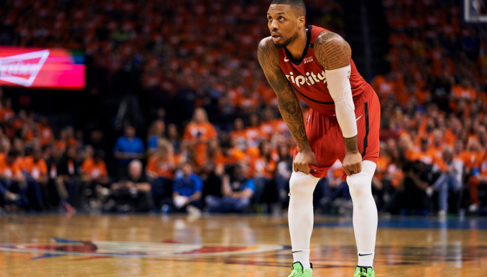 Damian Lillard – From Oakland to the Rip City