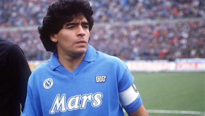 De Laurentiis shock: le parole di fuoco su Maradona