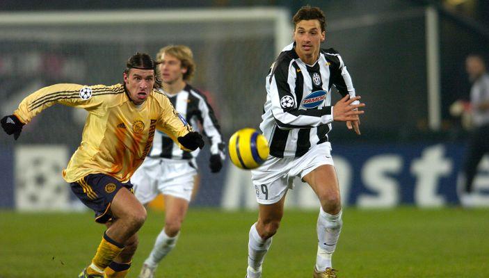 I 5 Ajax-Juventus più belli