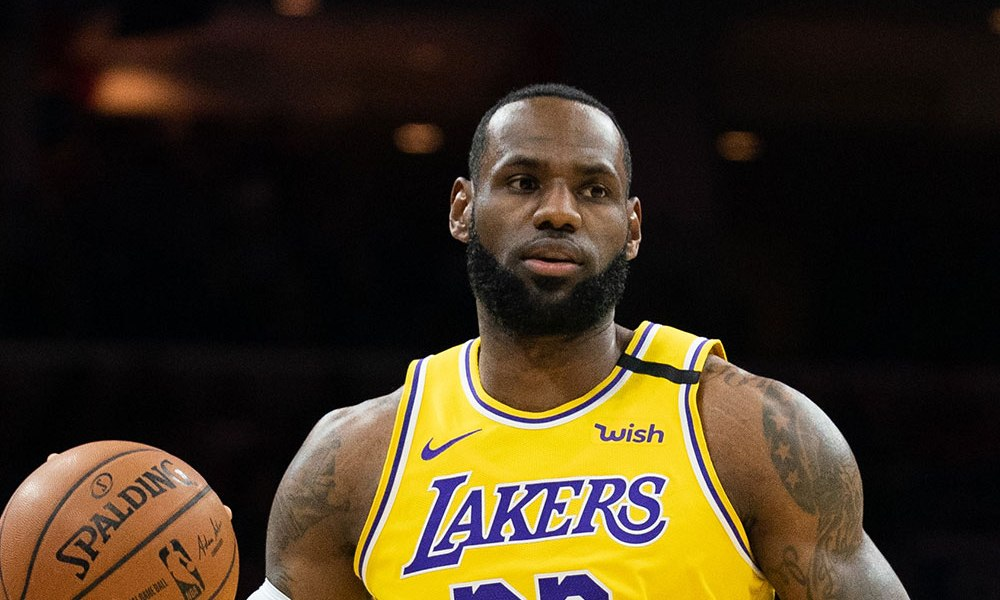 5 curiosità su Lebron James