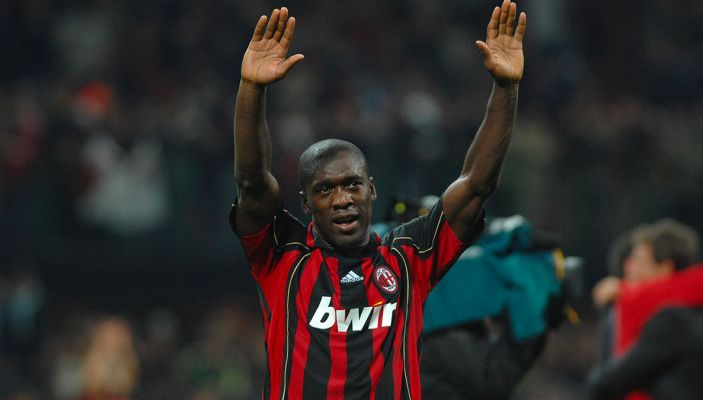 Professor Clarence Seedorf: 'Mister Champions'
