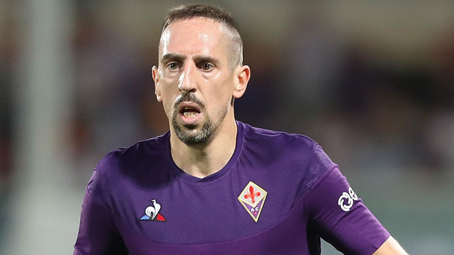 Ribery alla Fiorentina