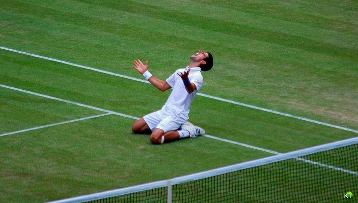 La storia di Novak Djokovic: l'uomo bionico