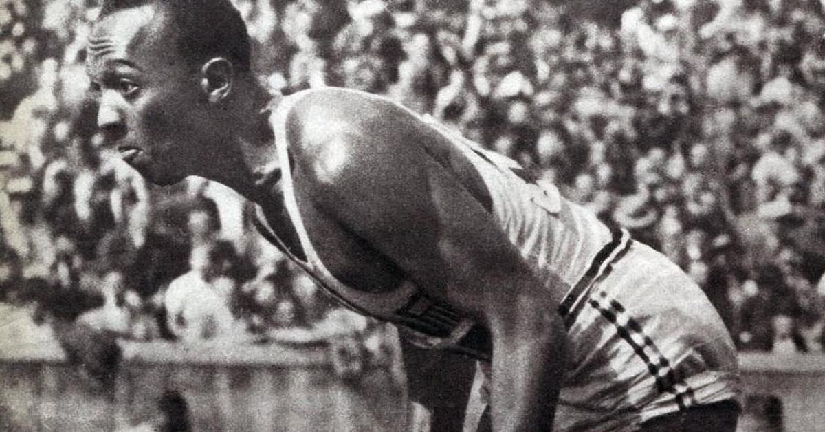 Jesse Owens un velocista che ha fatto la storia