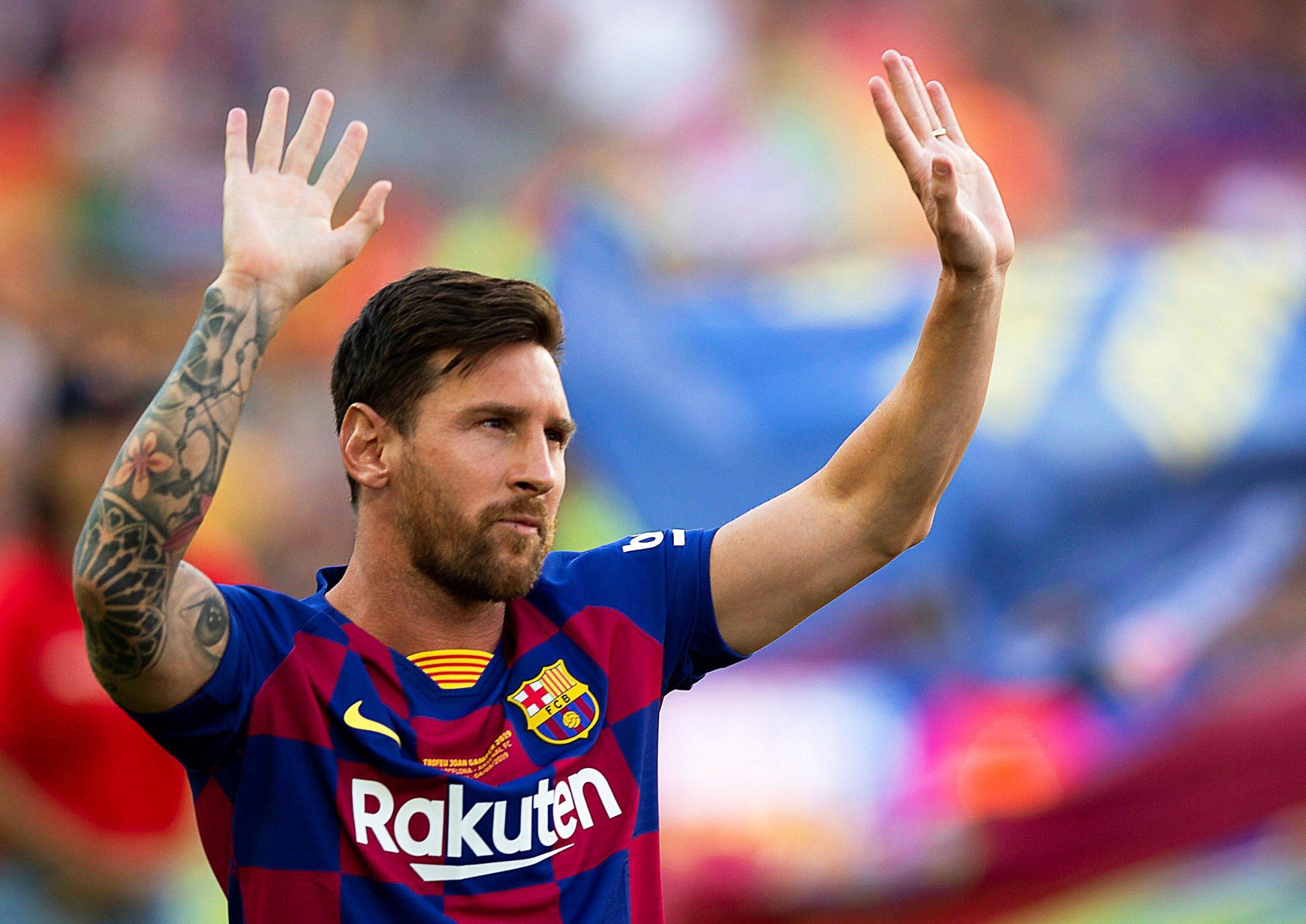 Messi, il suo goal più bello!