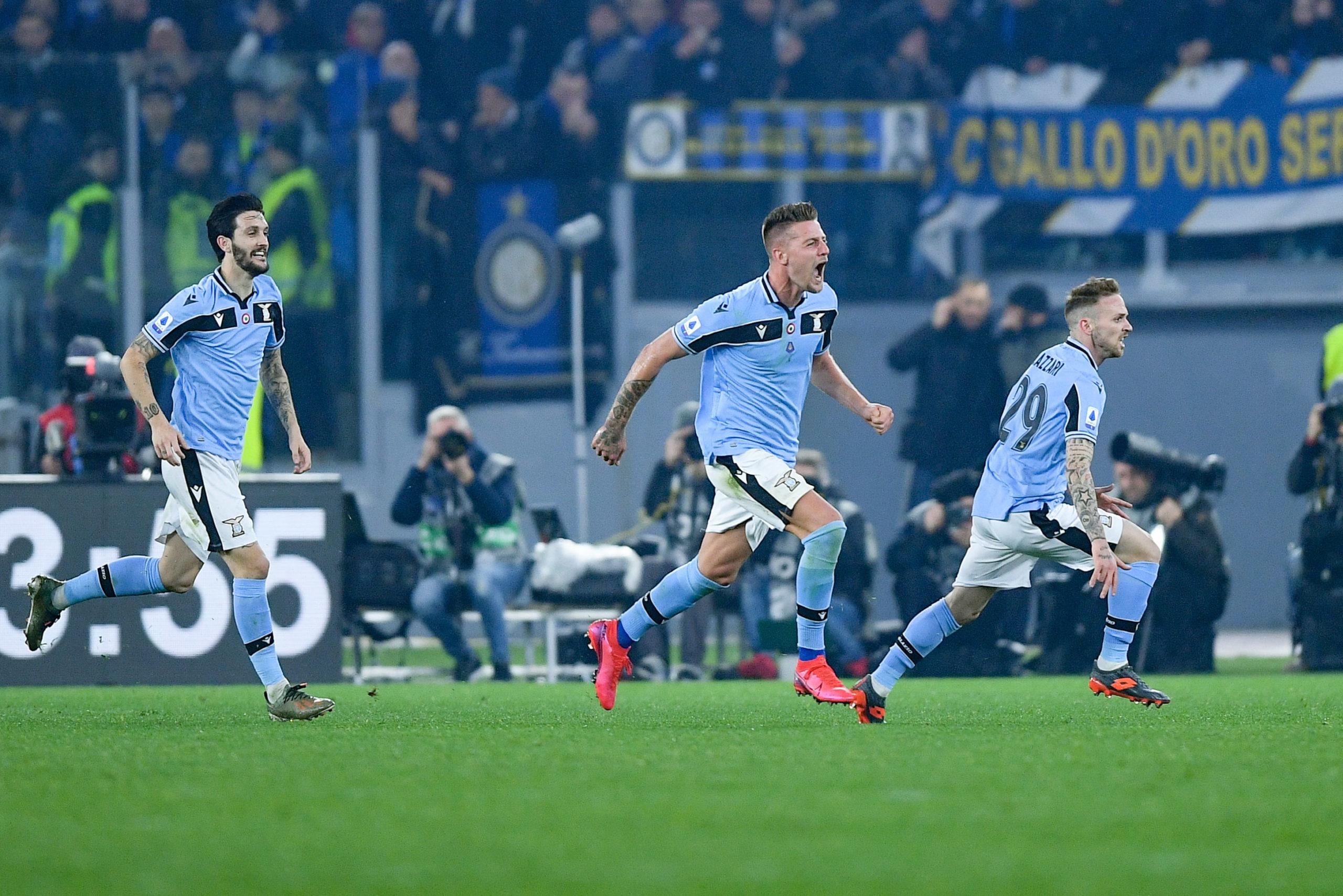 Lazio formato scudetto