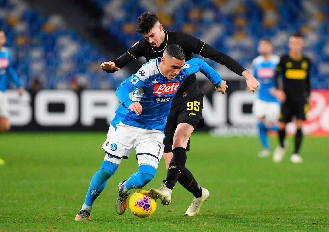 Inter-Napoli: pronostici e probabili formazioni