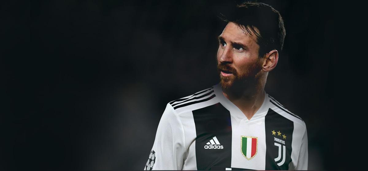 Messi alla Juventus: cosa c'è di vero?