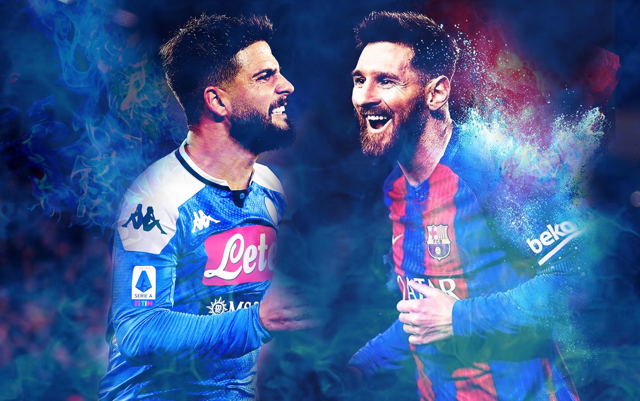 Napoli Barcellona: formazioni e diretta tv