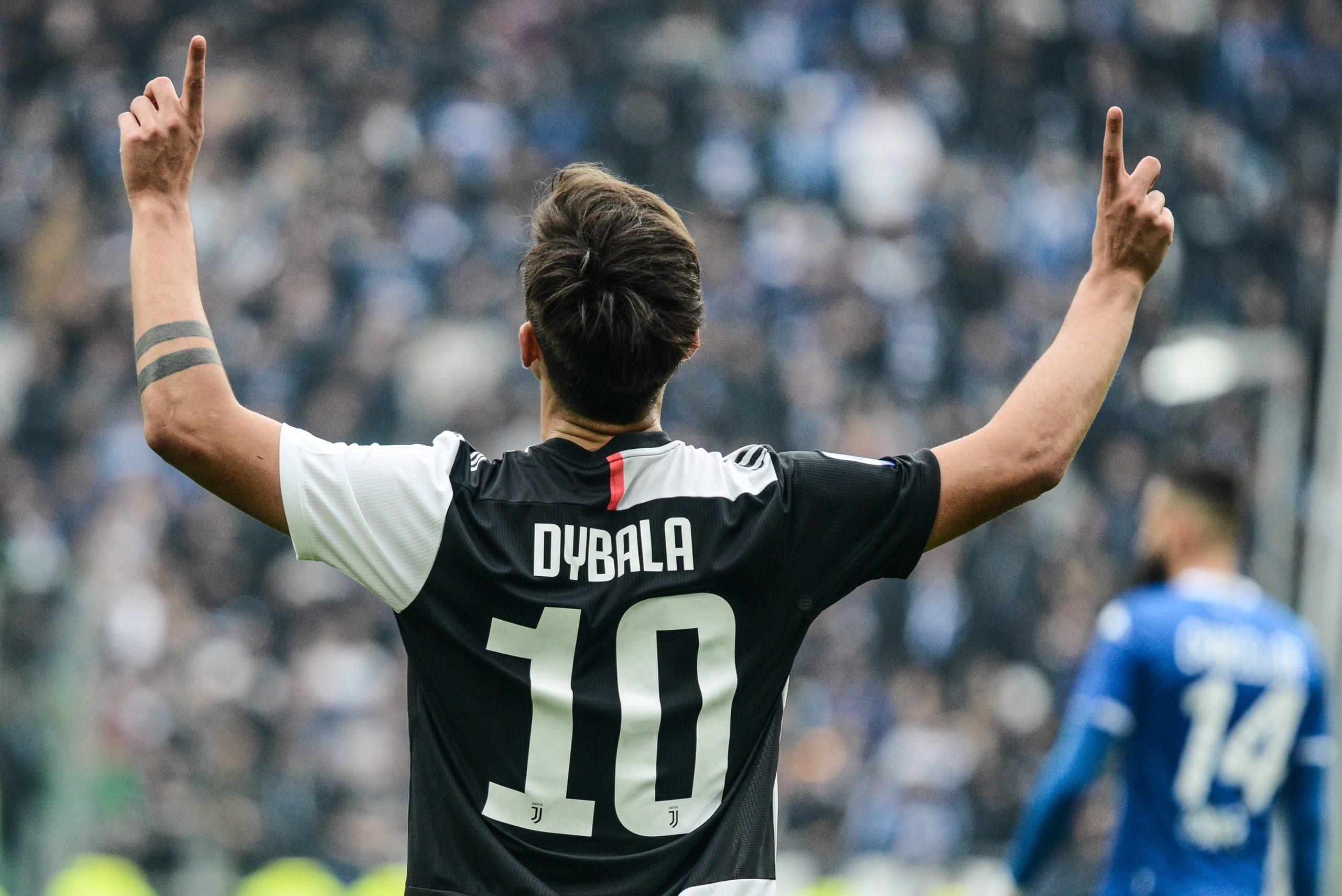 Paulo Dybala: Joya infinita!
