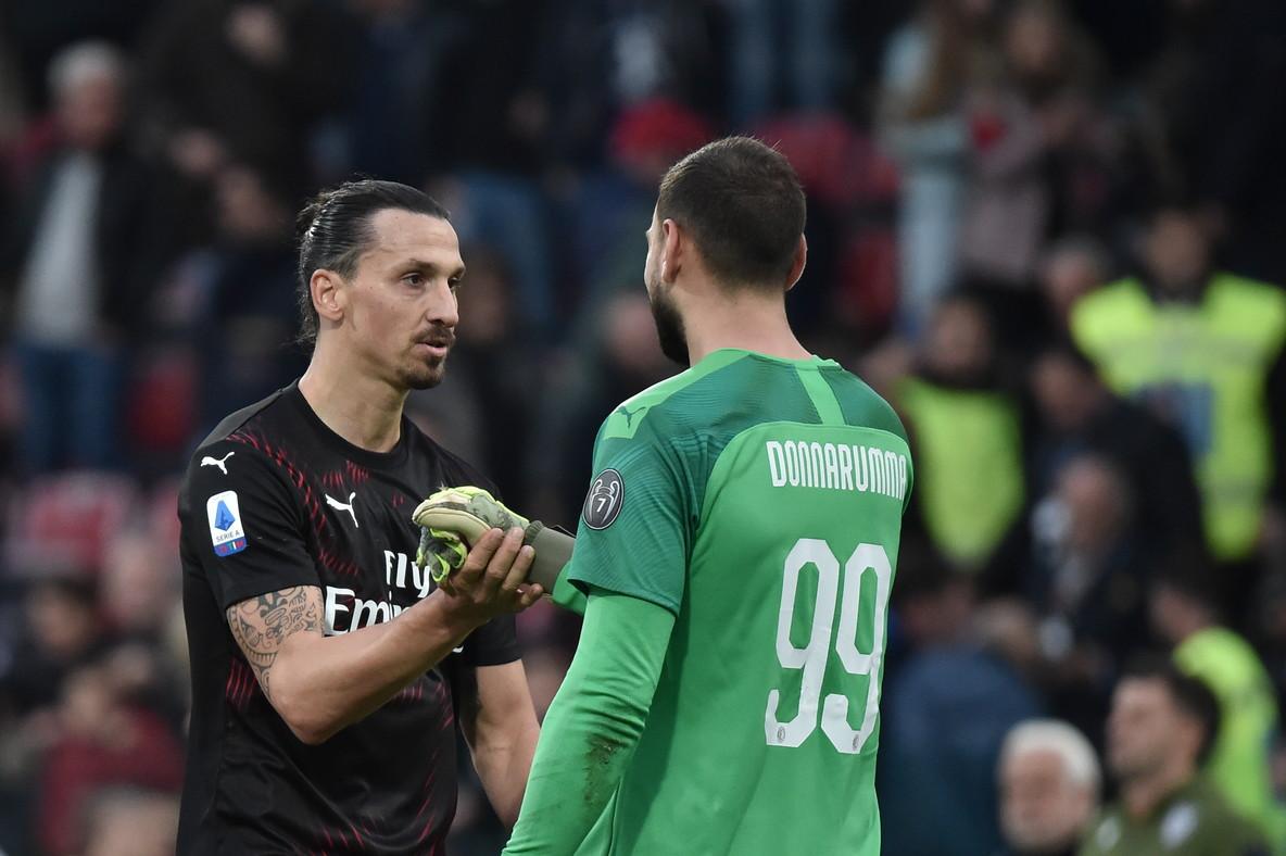 Doppio addio per il Milan