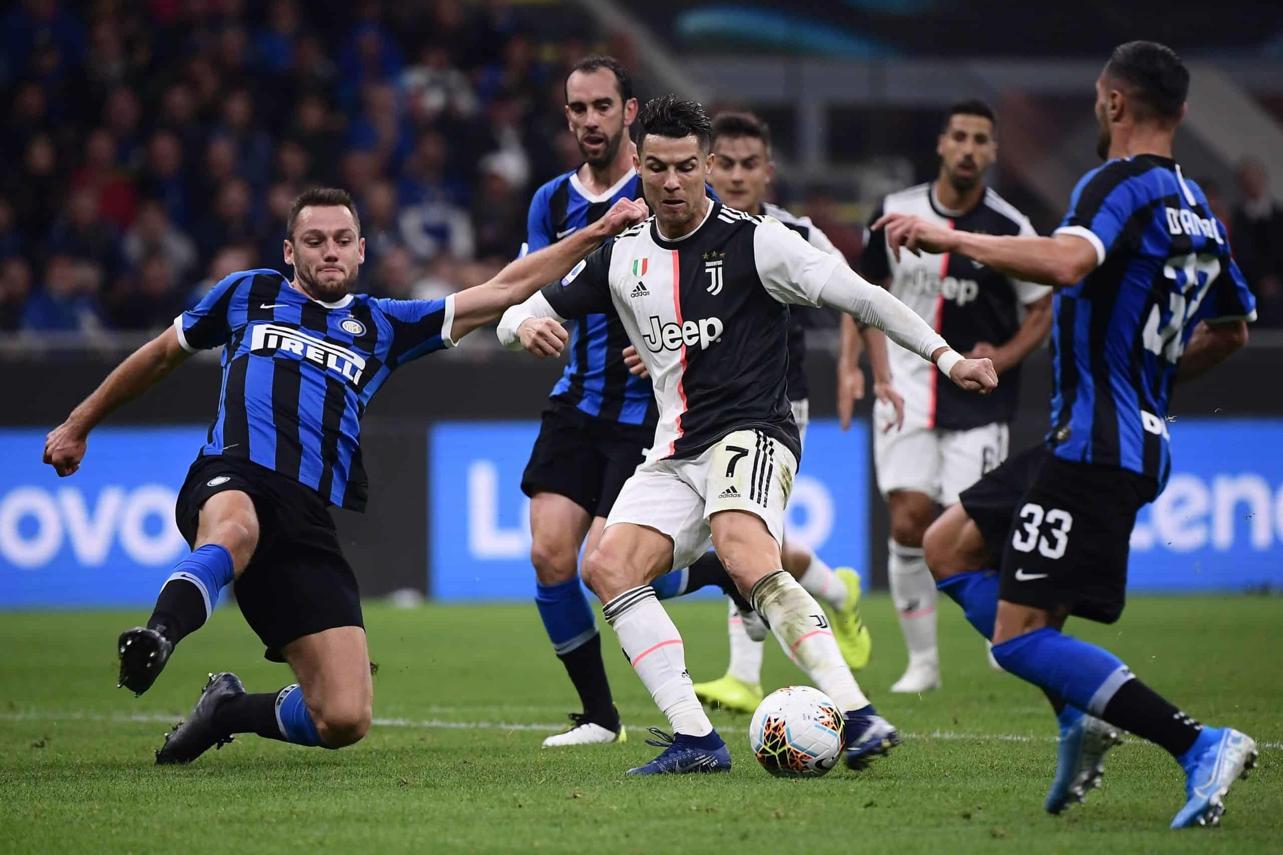 Juve Inter, ecco cosa succede prima del match