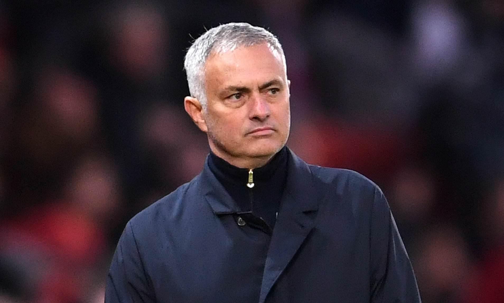 Ipotesi Mourinho per un club di Serie A