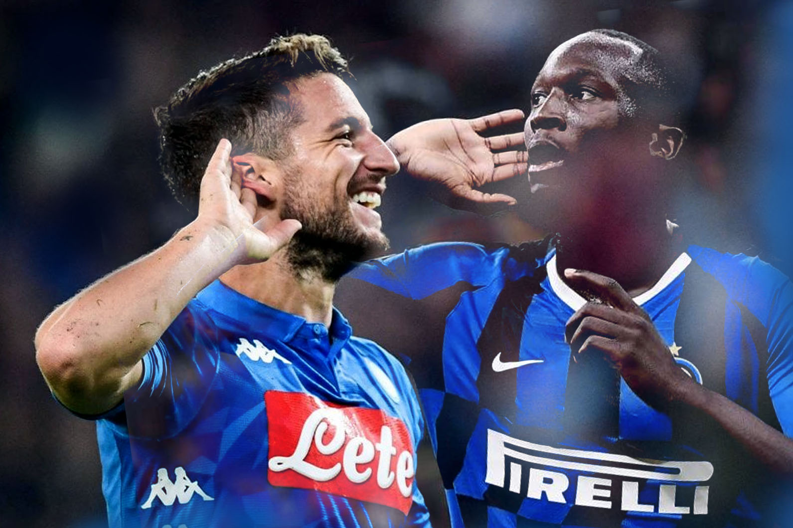 Napoli e Inter: obiettivo Coppa Italia - Lo Schema | Notizie Sportive