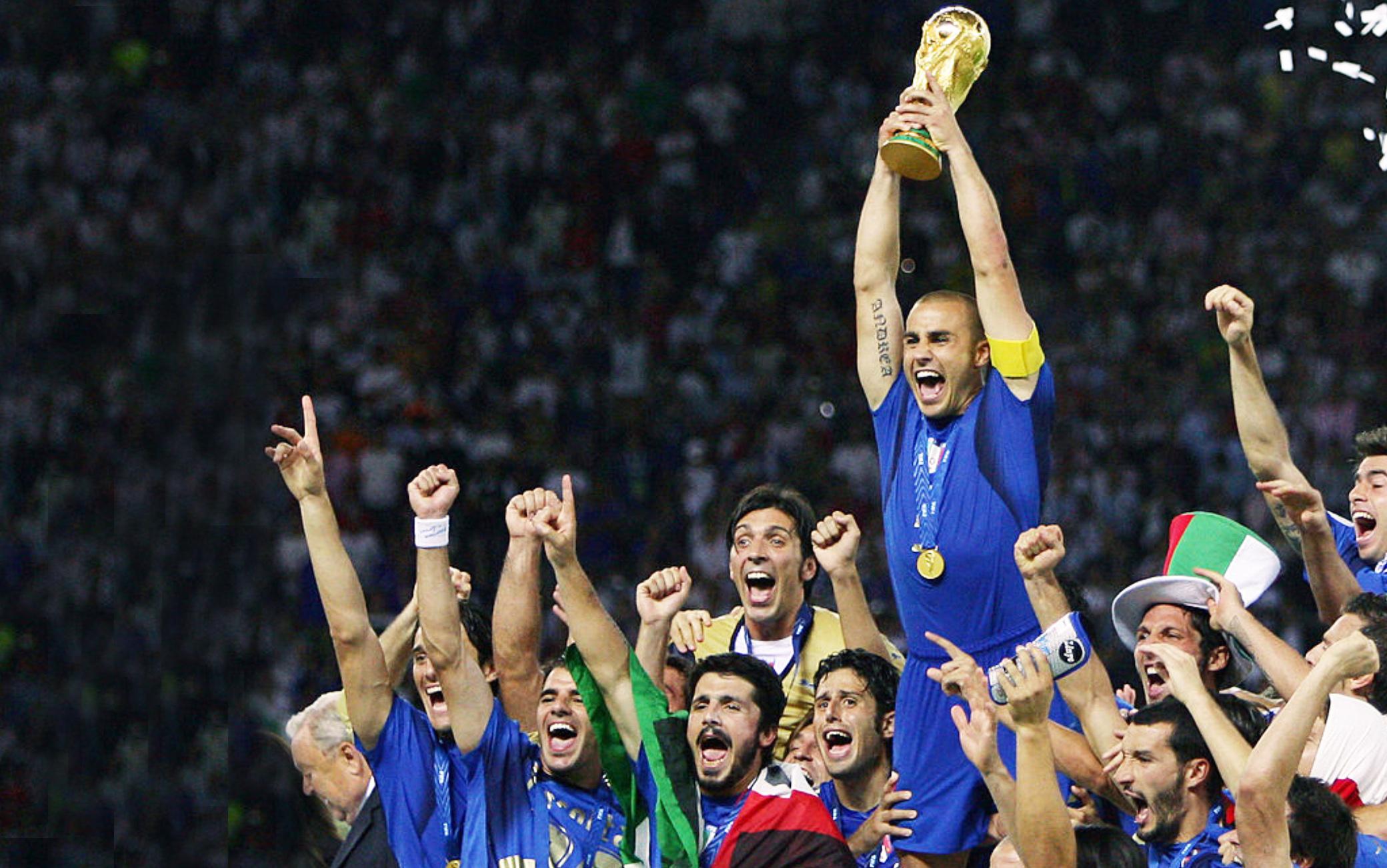 Rivivi il Mondiale del 2006