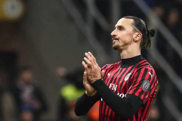 Ibrahimovic: Milan addio