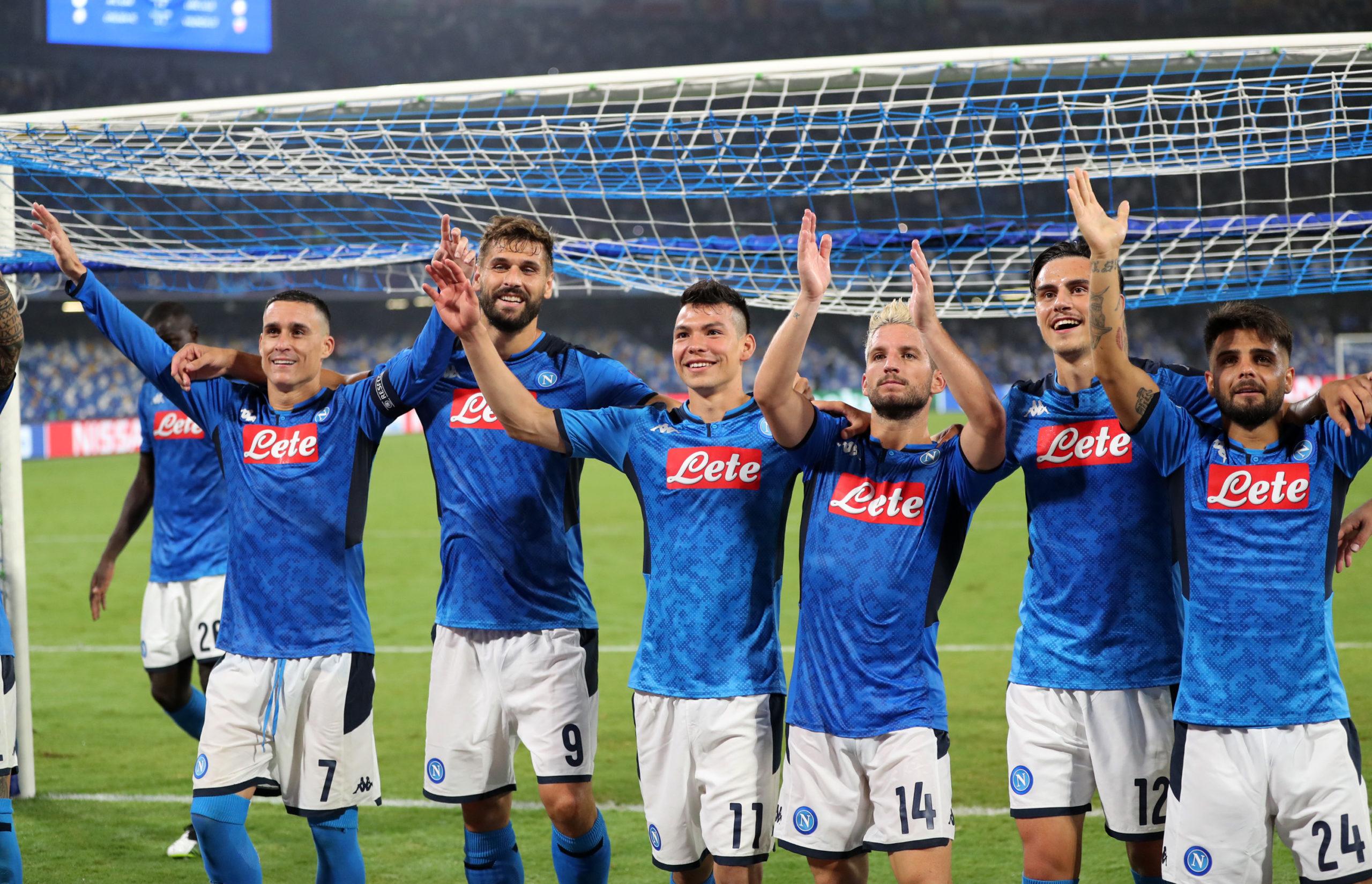Genoa-Napoli ore 19.30: probabili formazioni