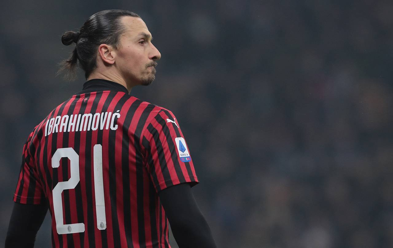 Infortunio Ibrahimovic: carriera finita?