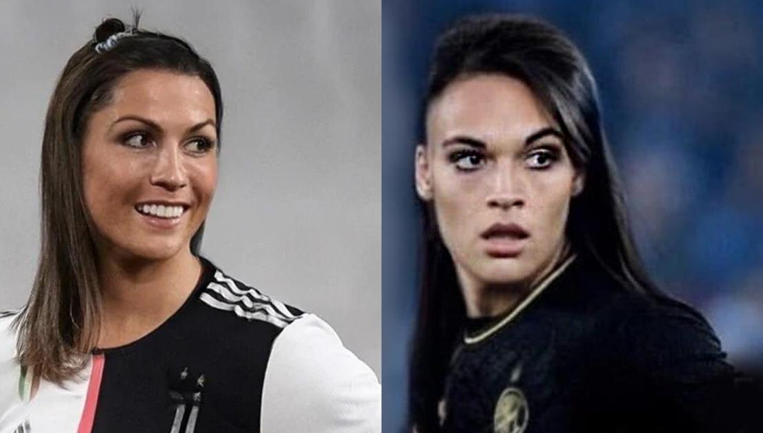 FaceApp: il volto dei calciatori se fossero donne!