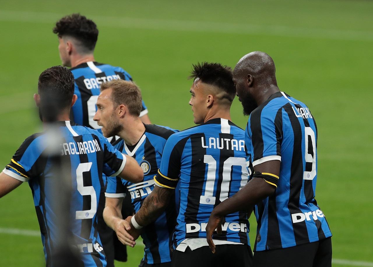 Diretta Inter-Sassuolo ore 19.30: probabili formazioni, come vederla in tv e in streaming