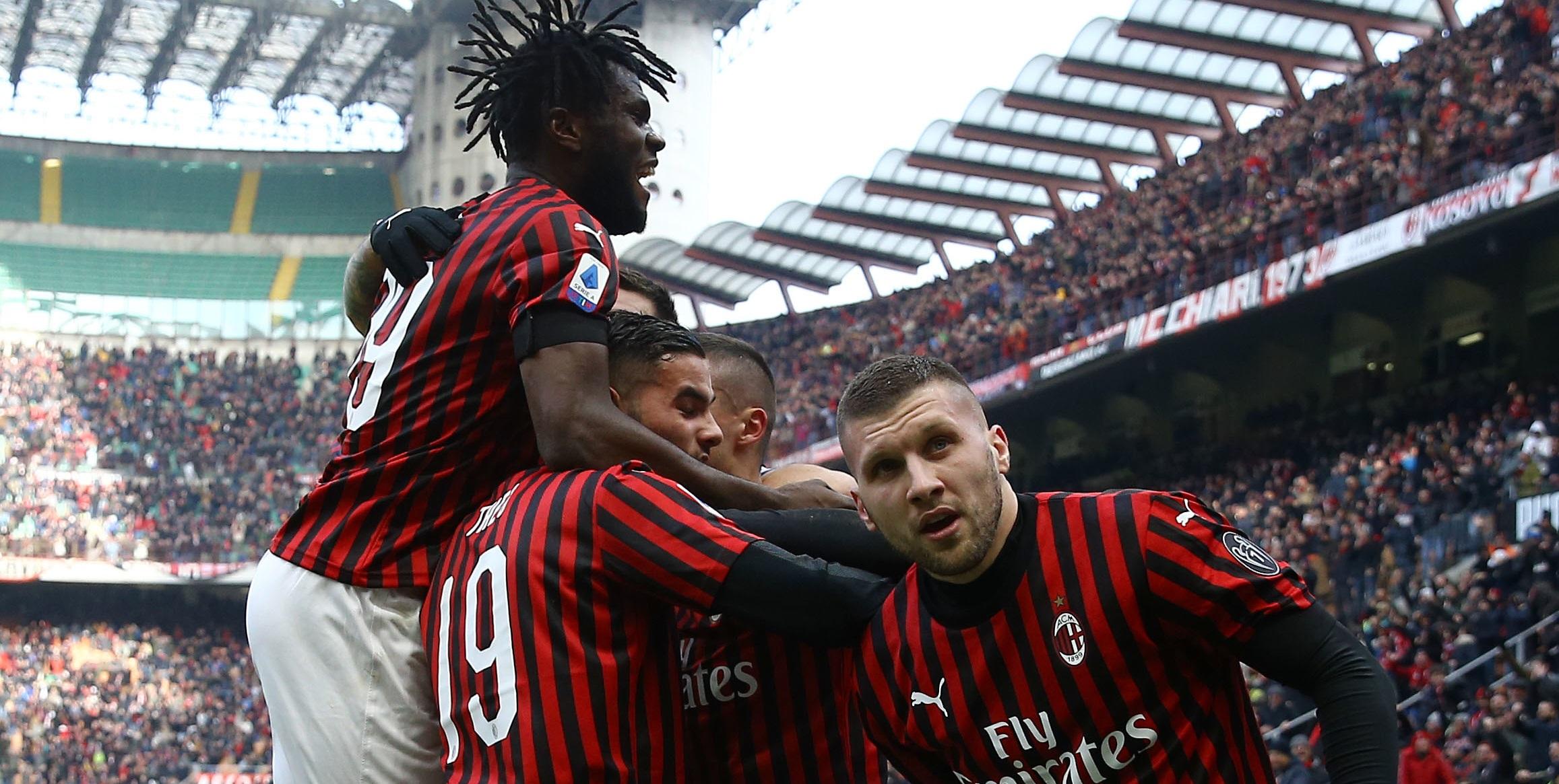 Juve Milan: si gioca! La formazione del Milan e i pronostici