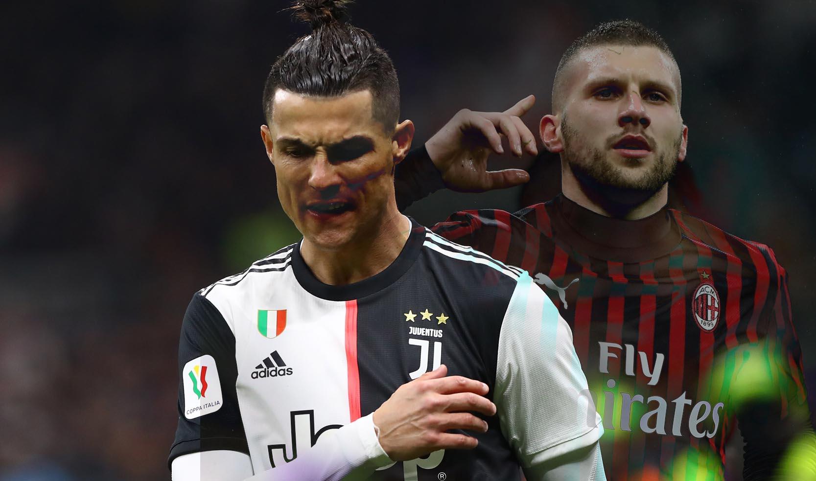 Juventus Milan: torna la Coppa Italia