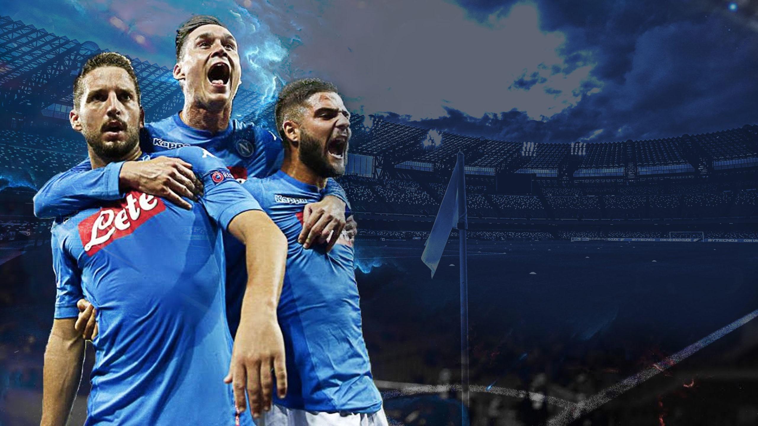 Finale di Coppa Italia: la formazione del Napoli