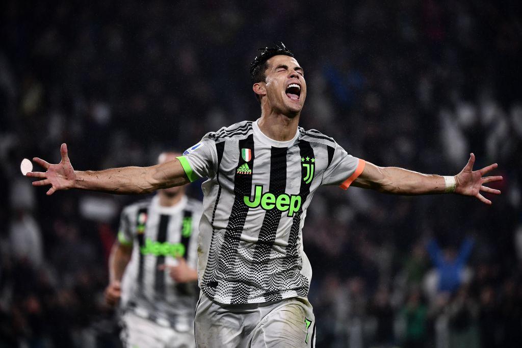 Ronaldo carica la Juventus con un gesto (non solo) simbolico