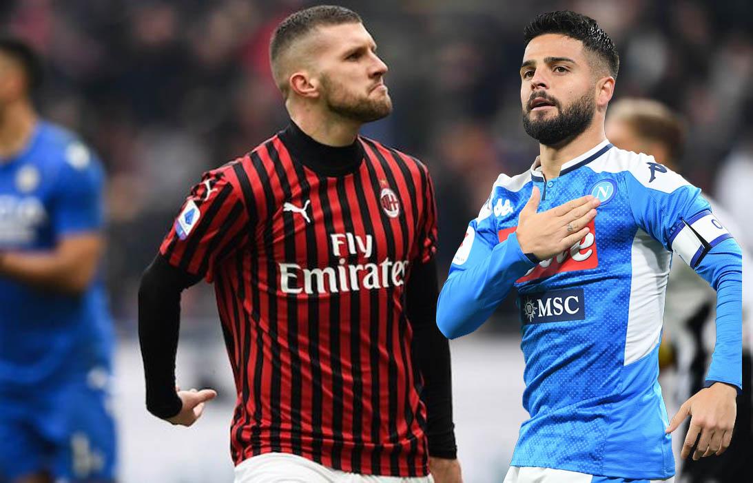 Milan e Napoli: quanto vale la Coppa Italia e con chi giocarla