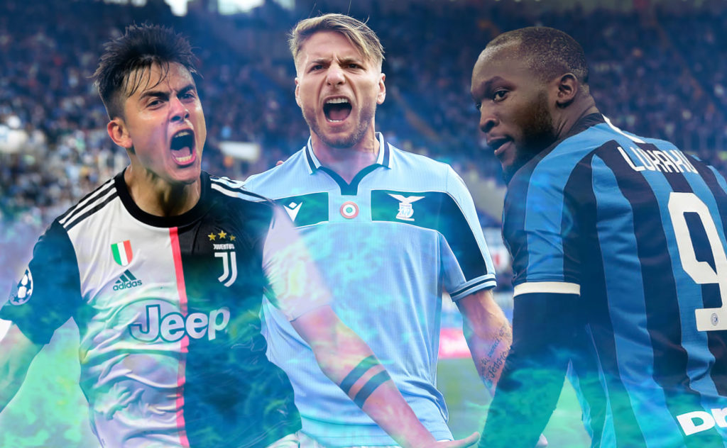 Serie A Riparte La Sfida Lo Schema Notizie Sportive