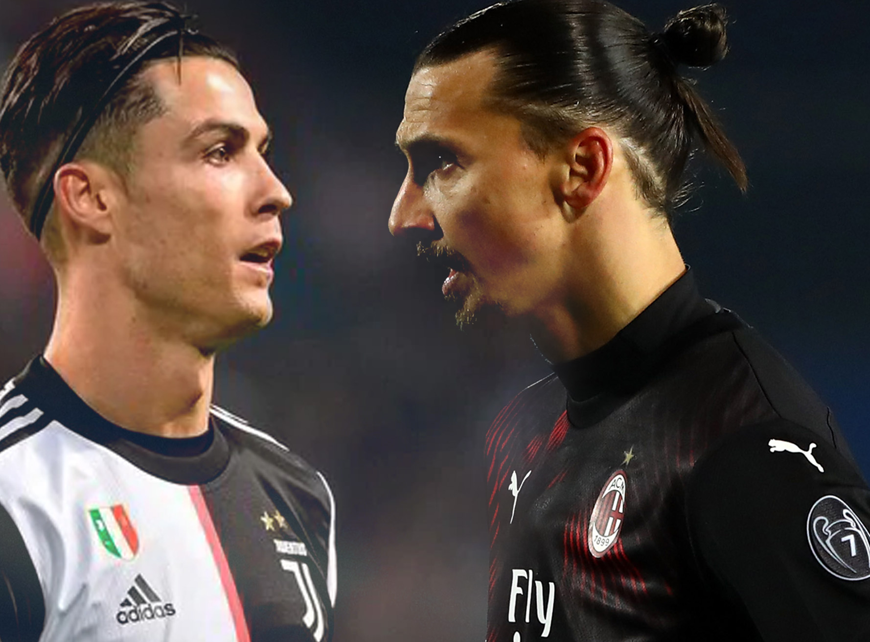 Ibra vs Ronaldo: cosa si sono detti…