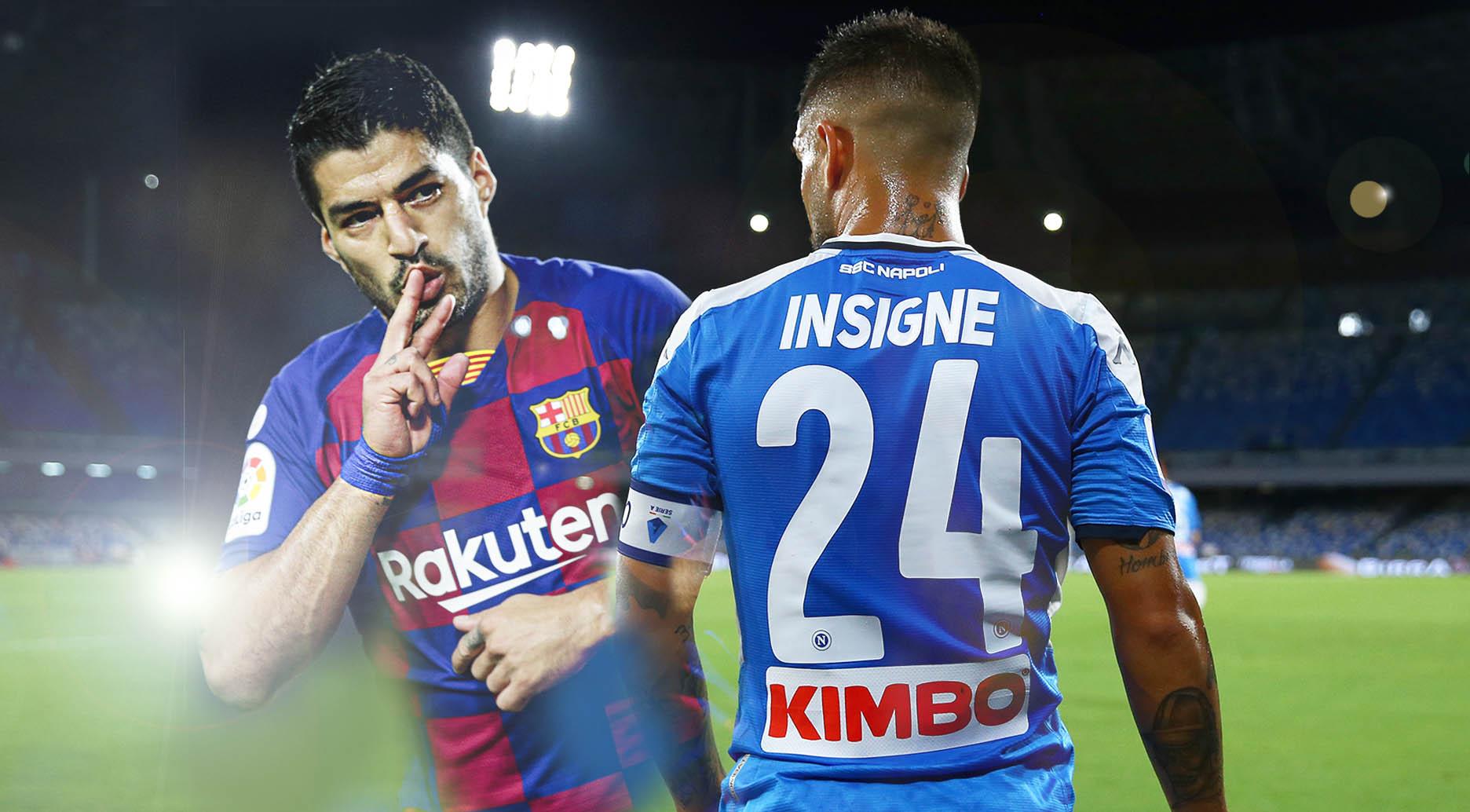 Suarez: l'opinione sul Napoli