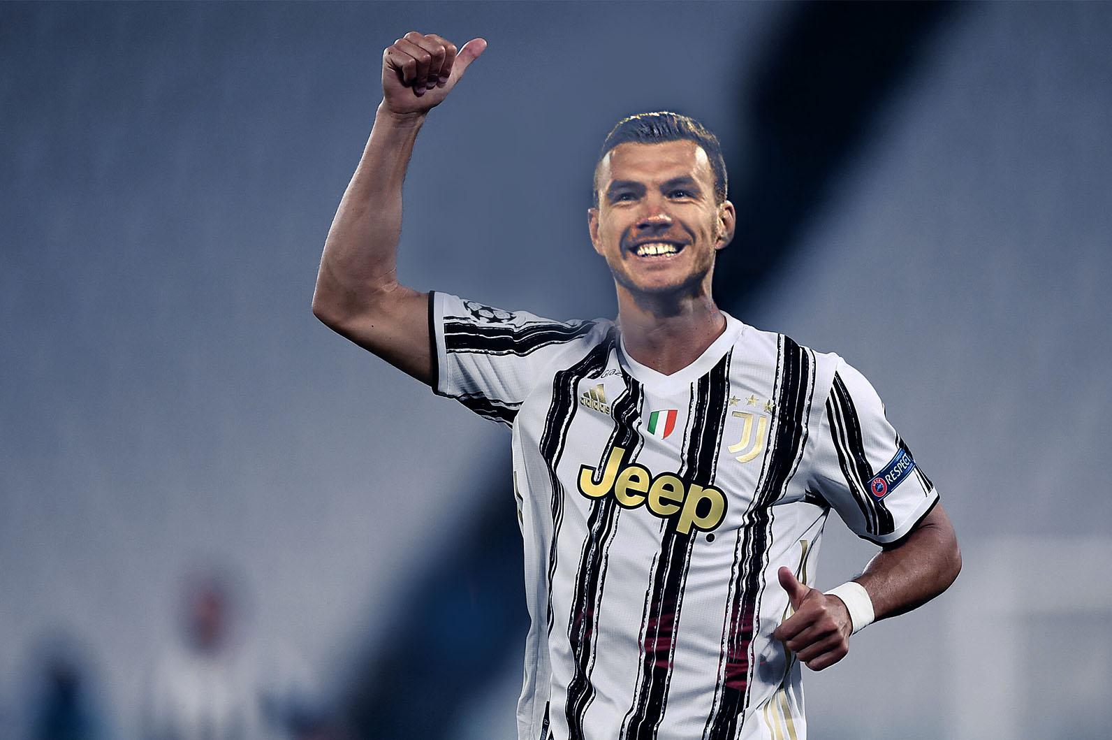 Dzeko: Juve o Roma nella prossima giornata?