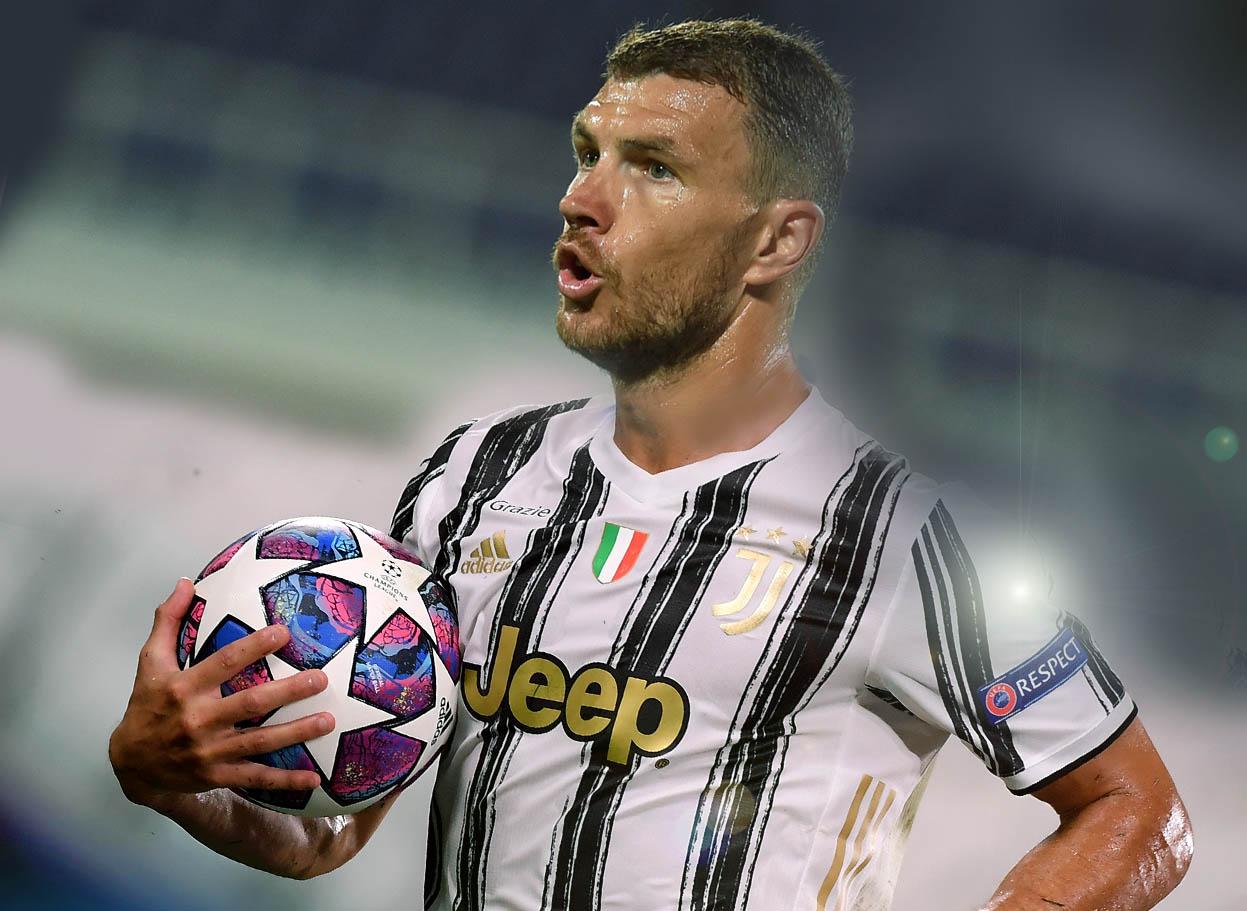 Dzeko, la Serie A inizia e la Juve non può più aspettare!