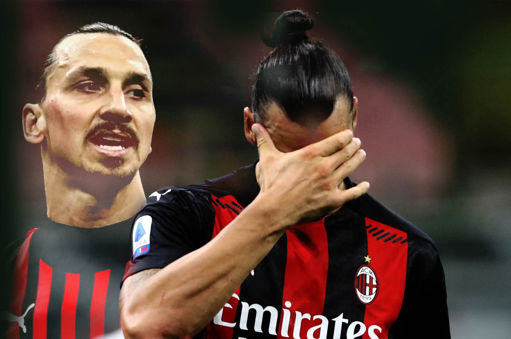 Come sta Ibrahimovic?