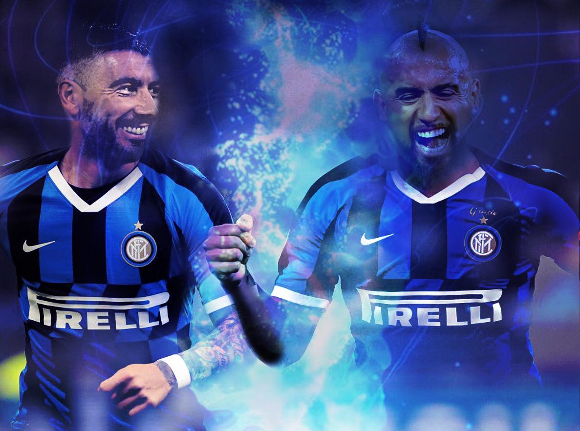 La nuova Inter di Kolarov e Vidal