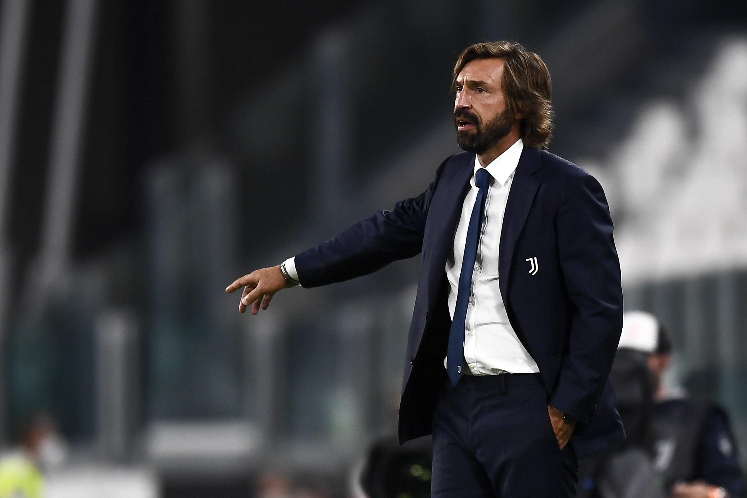 Juventus: ecco i possibili sostituti di Pirlo