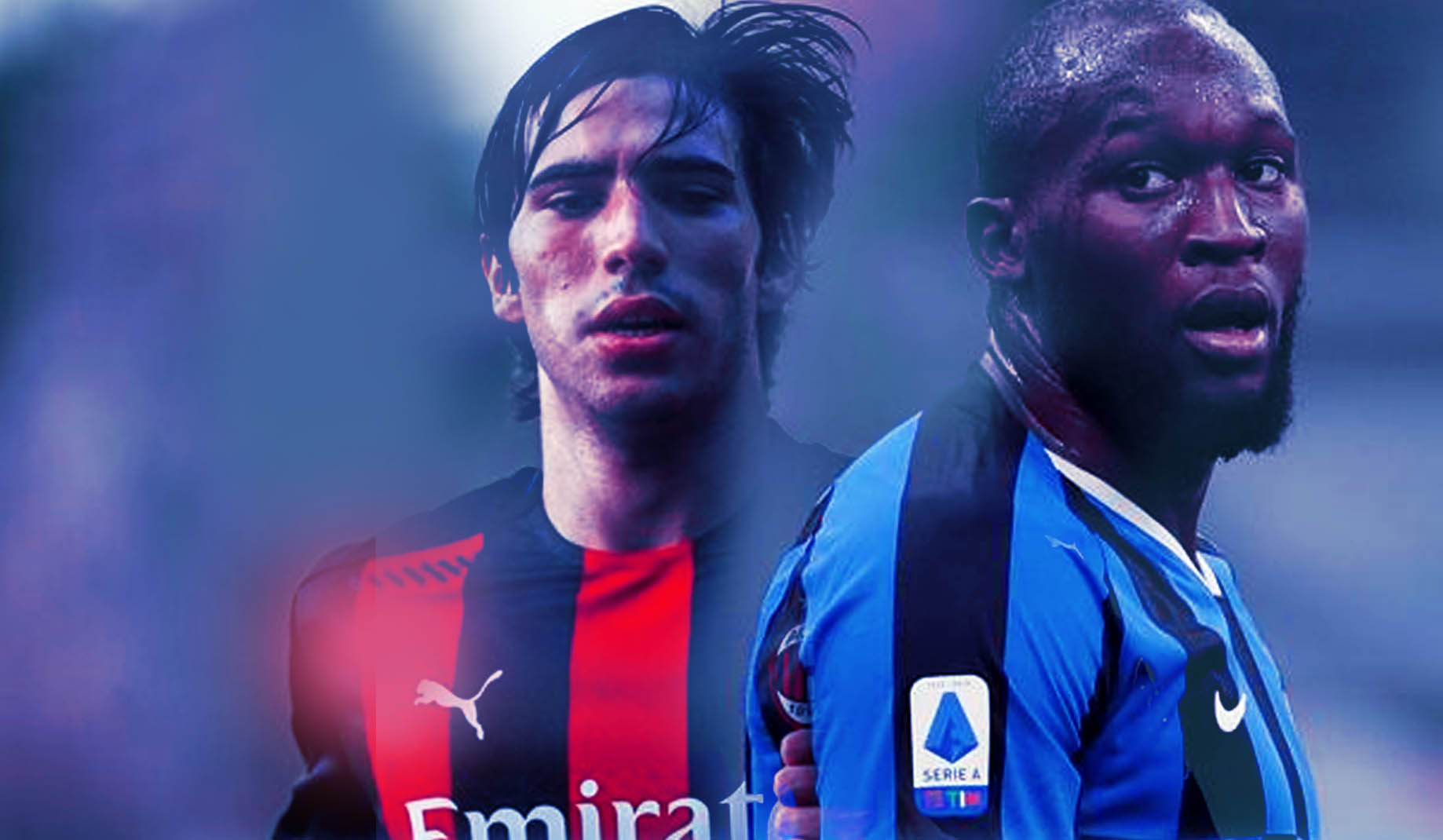 Inter e Milan si preparano al derby