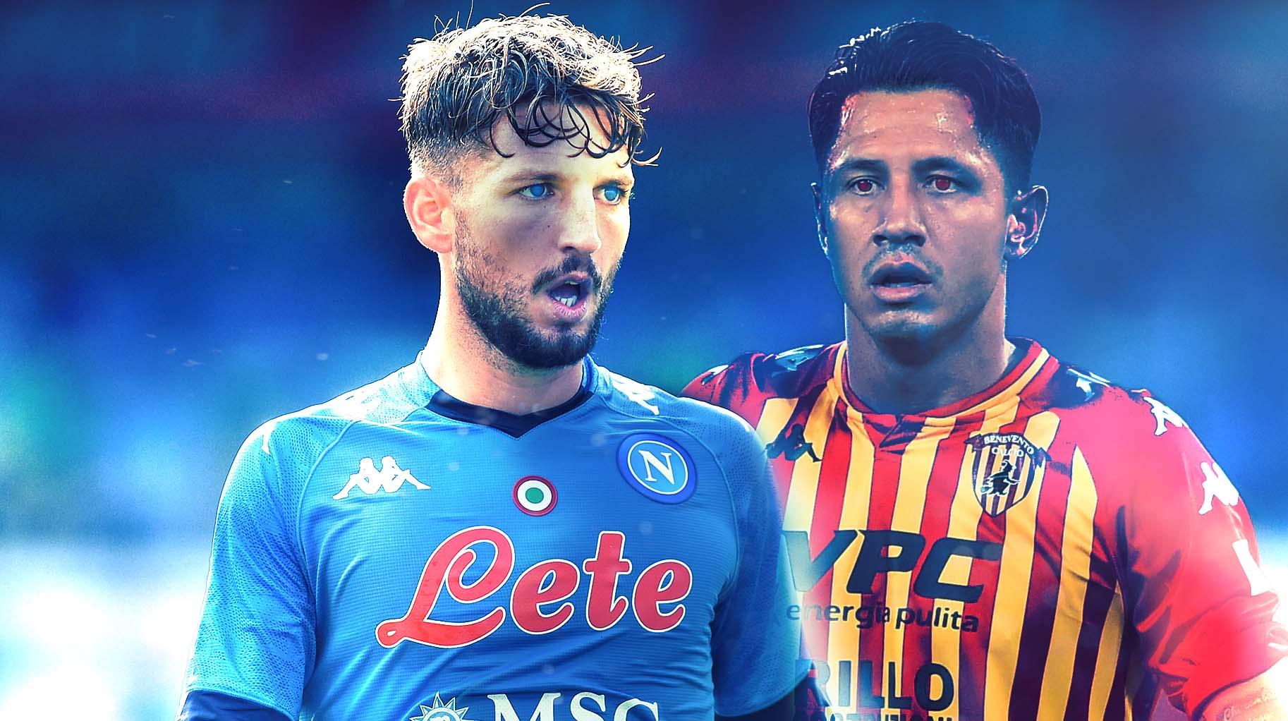 Benevento Napoli: un derby campano pieno di goal?