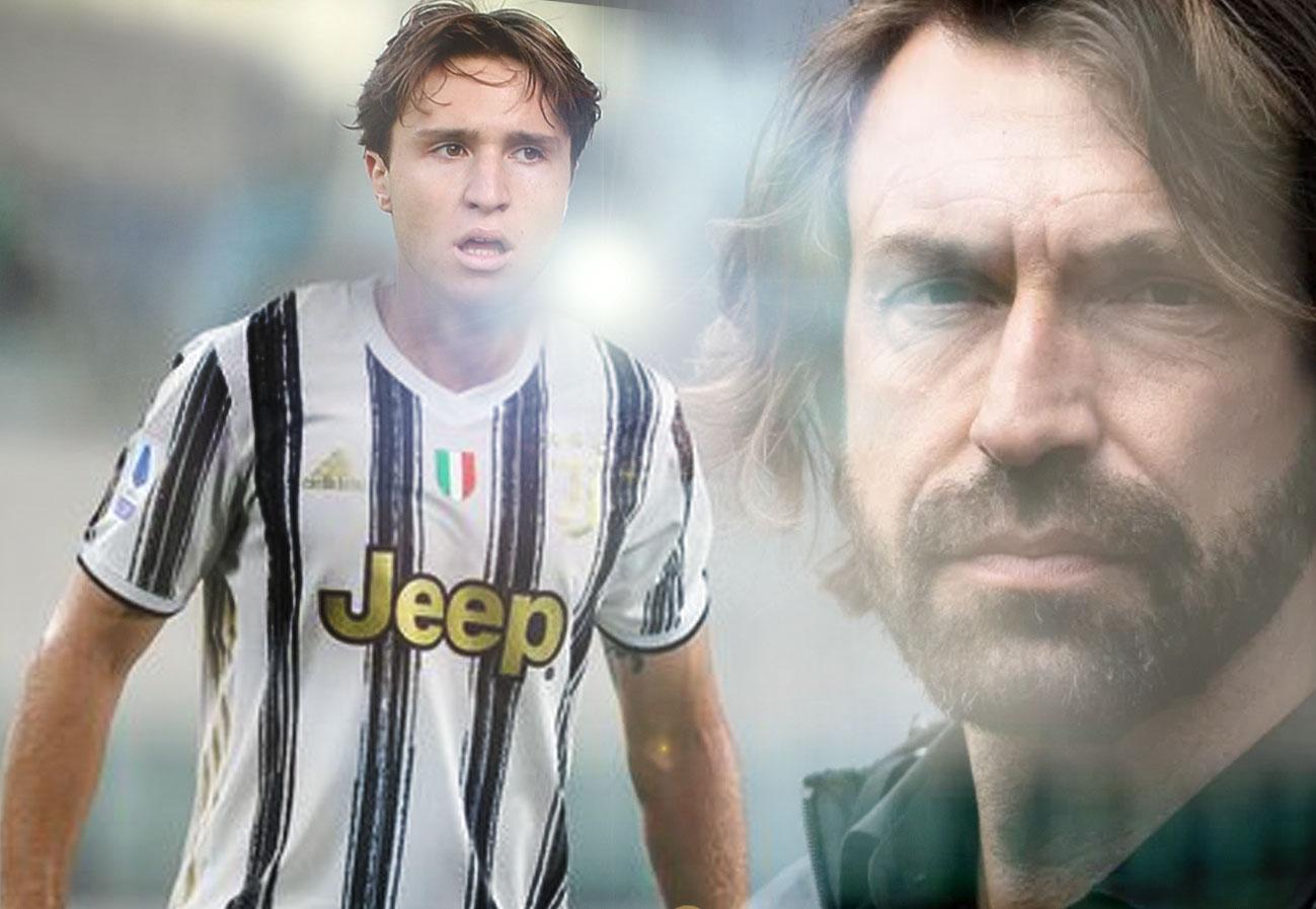 Chiesa-Juventus. Come giocherà con Pirlo?