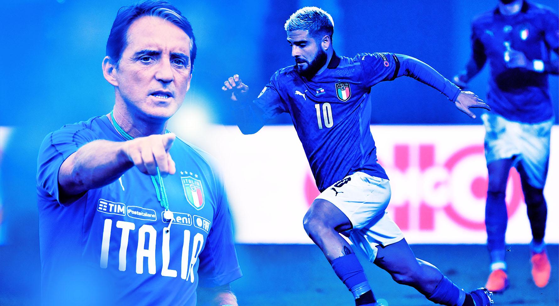 I 5 segreti della Nazionale di Roberto Mancini
