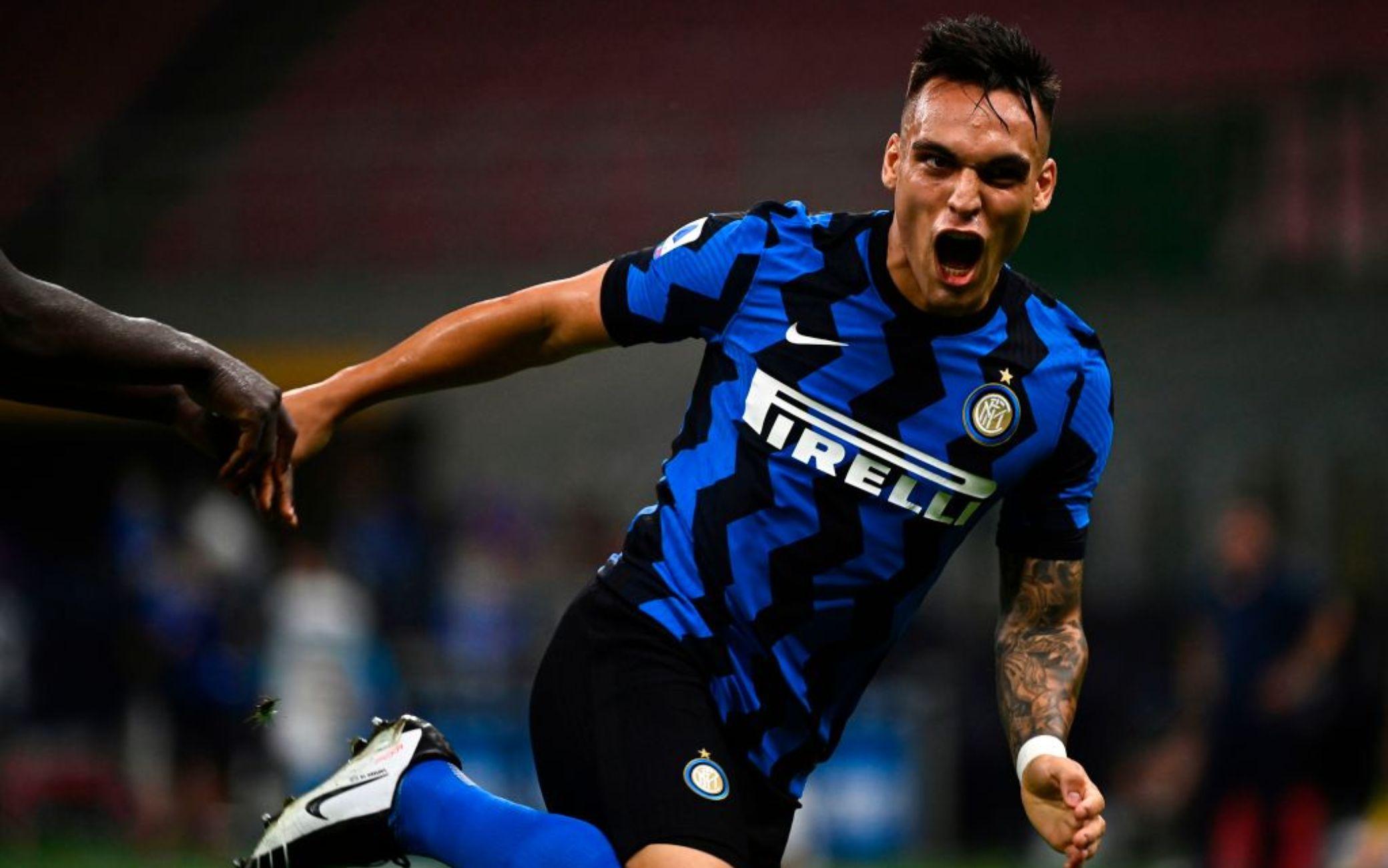Inter: voglia di vincere!