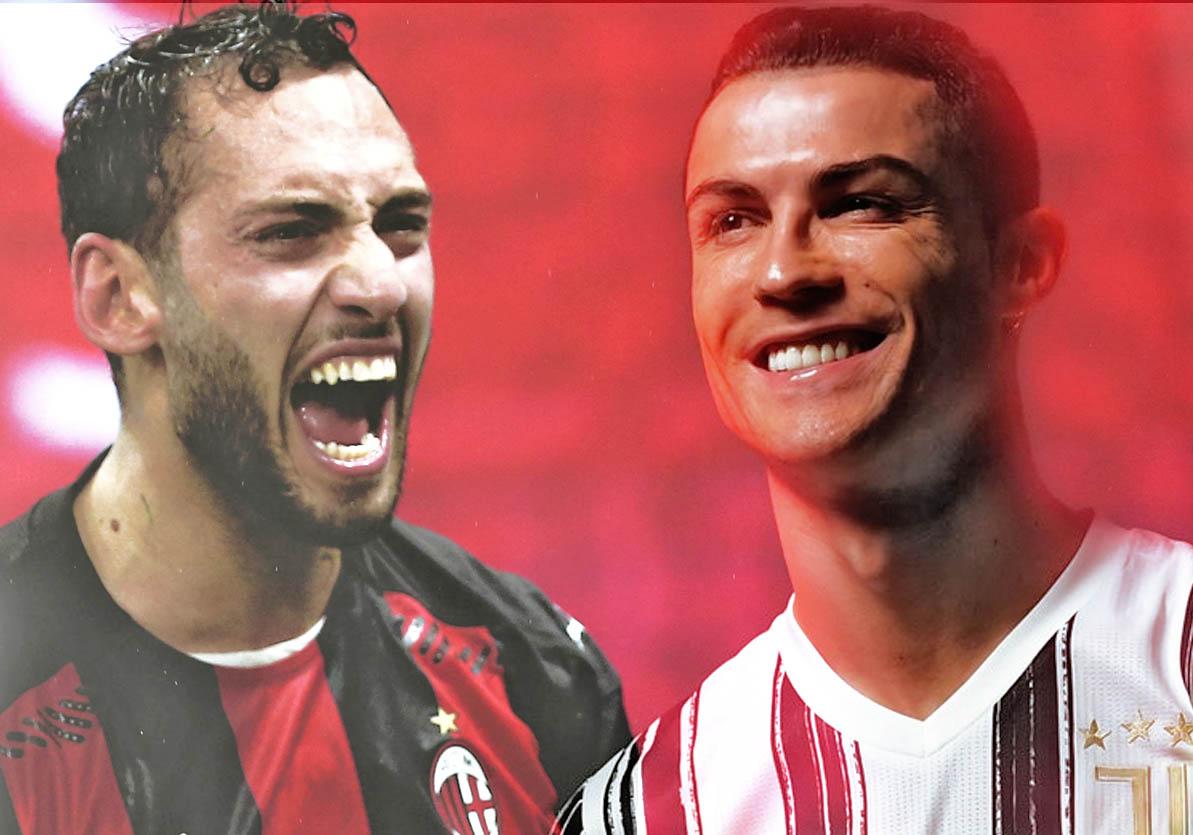 Milan Juve: che match a San Siro!