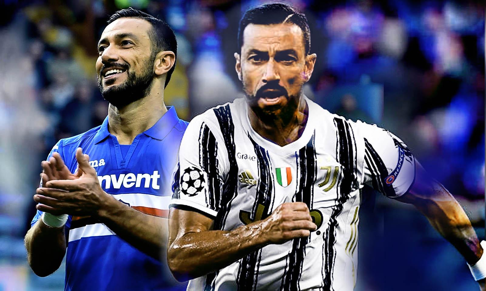 Quagliarella-Juventus:la decisione di Fabio