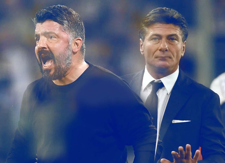Gattuso out? Pronto Mazzarri!
