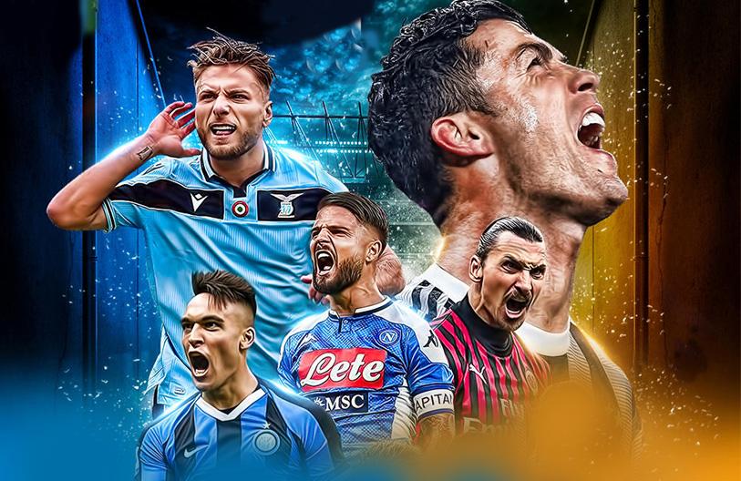 Serie A: le promo e i migliori siti di Marzo!