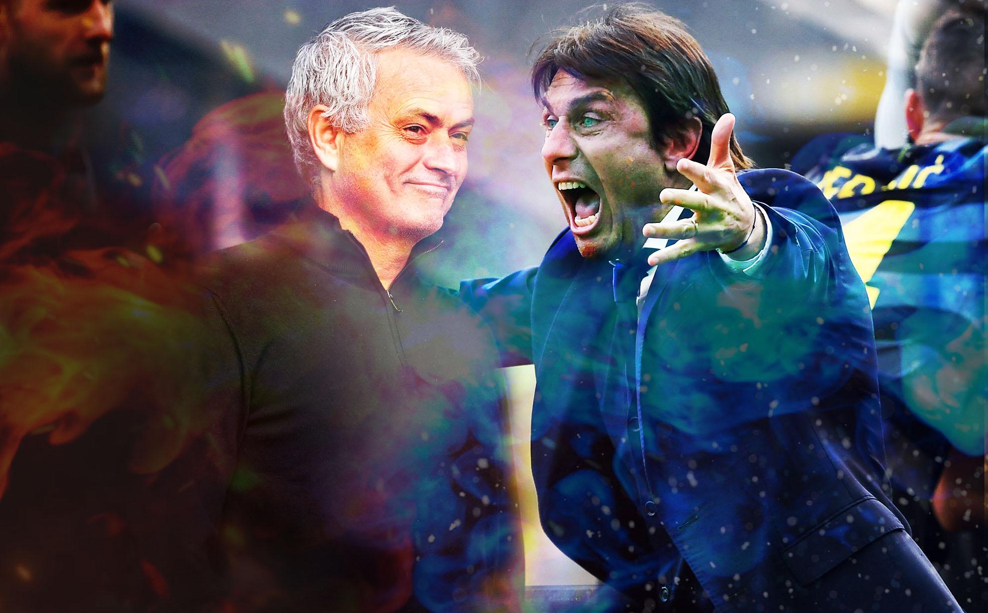 """Conte """"accoglie"""" Mourinho in Italia. La sfida"""