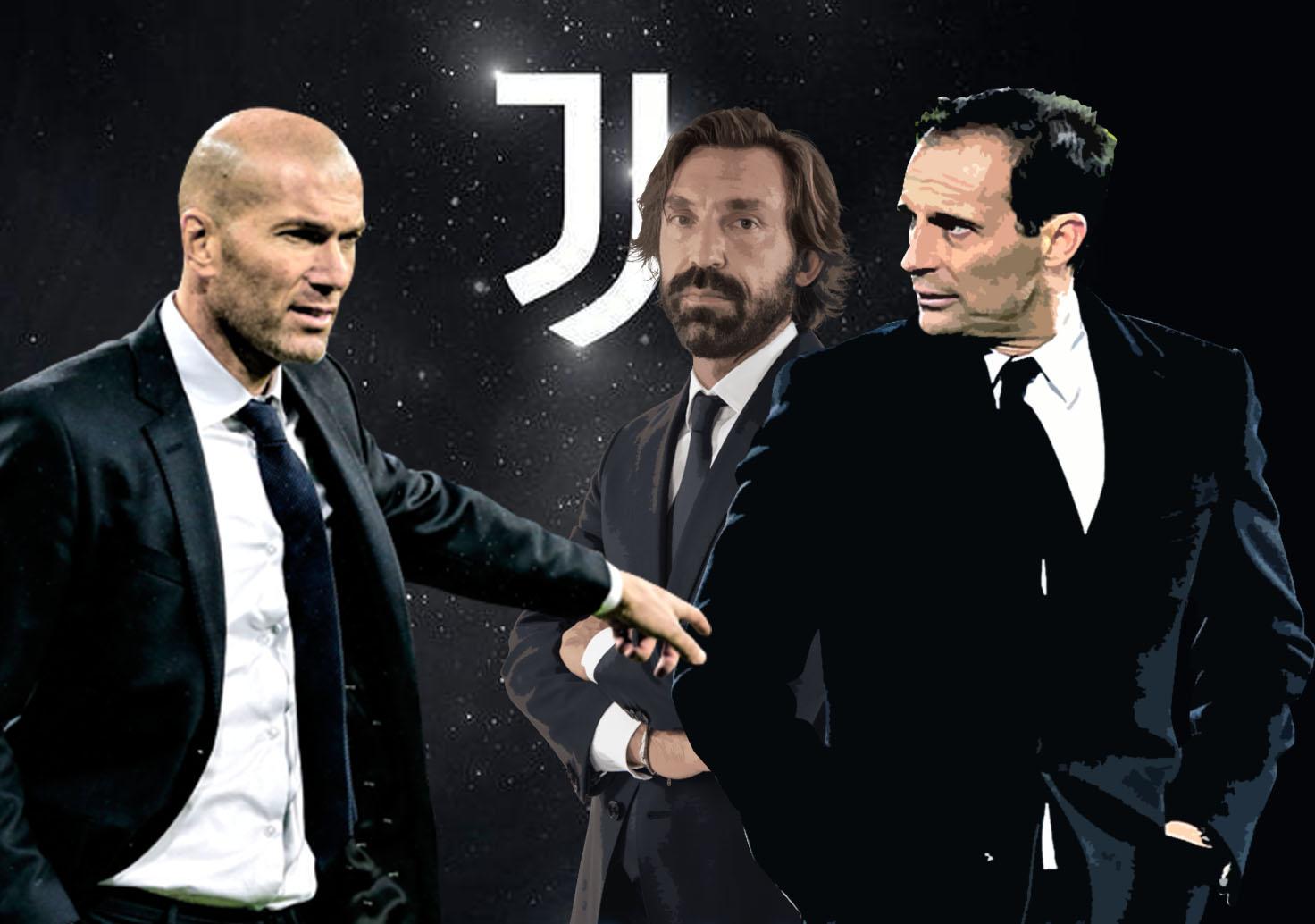 Juve: chi ci sarà in panchina?