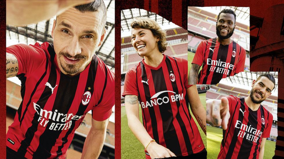 Milan: presentata la nuova maglia!